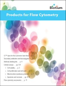 Flow cytometry brochure