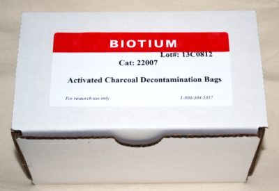 Activated Charcoal Decontamination Bags