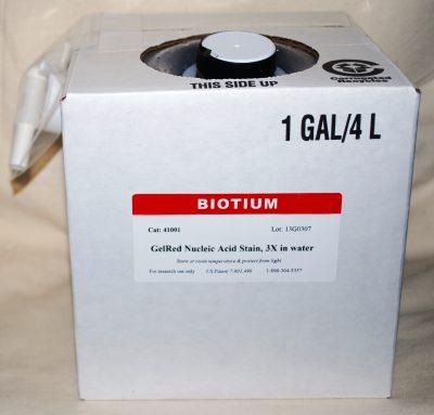 GelRed Nucleic Acid Gel Stain