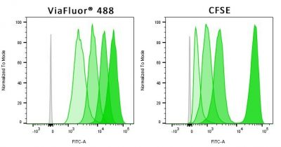 cell proliferation dye for FITC