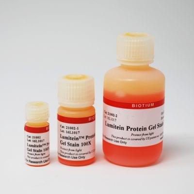 Lumitein™ Protein Gel Stain 100X