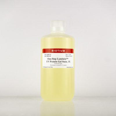 One-Step Lumitein™ UV Protein Gel Stain