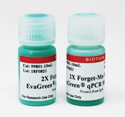 Forget-Me-Not™ EvaGreen® qPCR Master Mix (2-Color Tracking)