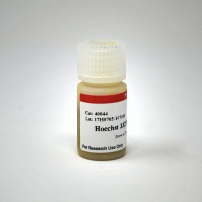 Hoechst 33258, 10 mg/mL in H2O