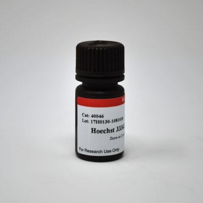 Hoechst 33342, 10 mg/mL in H2O